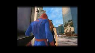 The Amazing Spider Man - iPod GAMEPLAY - part 1