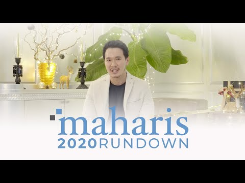 MAHARIS 2020 RUNDOWN