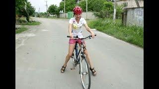 Как научиться ездить/кататься на велосипеде. Советы для взрослых и детей
