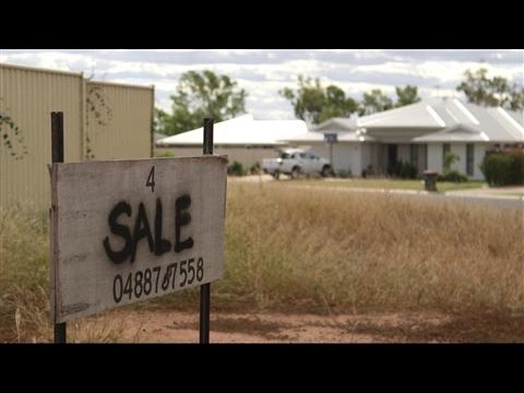 Boom to Bust, Australia Mining Town Prospects Dim