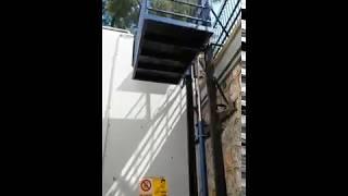 Yük asansörü - poyraz hidrolik 0216 313 58 15