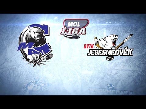 HL MAC Budapest - DVTK Jegesmedvék | MOL Liga | 2016.03.16.