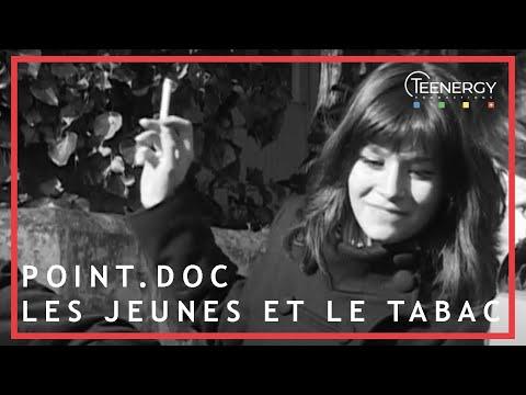 Point.doc : Les jeunes et le tabac