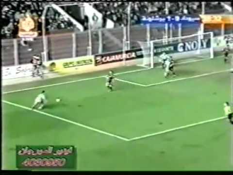 ronaldinho vs Ciudad de Murcia 2003 2004