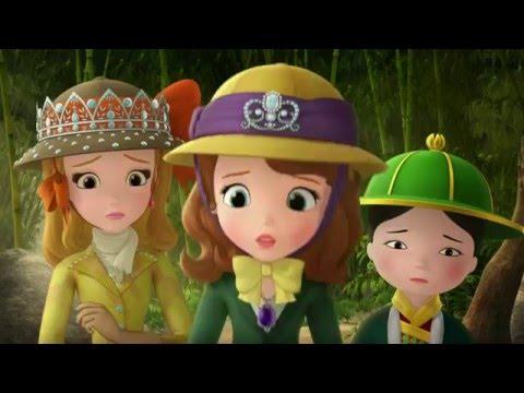 София Прекрасная - Принцессы-спасатели - Серия 12, Сезон 2 | Мультфильм Disney про принцесс