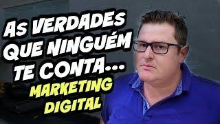 Gambar cover As Verdades que Ninguém te Conta sobre Marketing Digital | Wesley Pereira