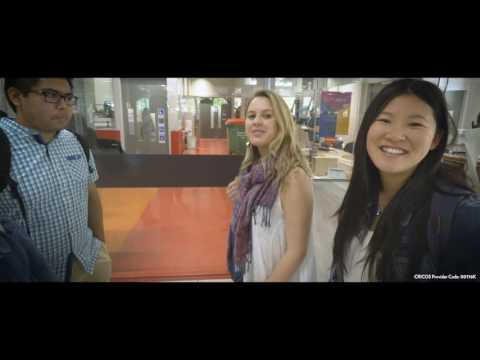University of Melbourne - Imagine your first day