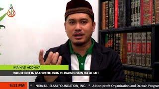 Pag-shirik in Magpatilibun Dugaing dain ha Allah - Shaykh Hayder Buddin (Tausug)