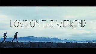 John Mayer - Love On The Weekend Cover