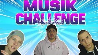 MUSIK CHALLENGE MIT SASCHA & PETER | Crewzember
