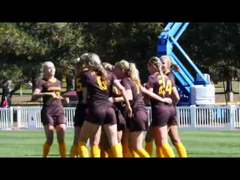 2016 Wyoming Cowgirls Soccer Season Highlights