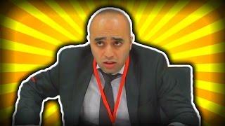 Gamsız Teknik Direktör Akif Vol 2 | Tahsin Hasoğlu | Video 17
