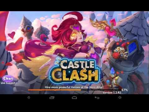 Castle Clash - Hack Tutorial With SB Game Hacker