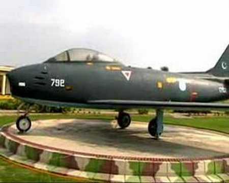 Pakistan: PAF Museum (Faisal AFB, Karachi)
