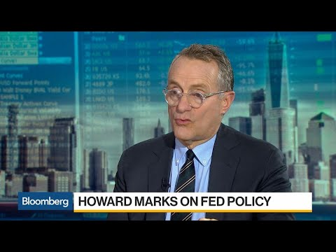Oaktree's Marks on Loans, Distressed Investing, Fed Policy