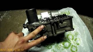 ремонт skoda octavia TSI DSG 7 мехатроника (Den S.T.O. CUSTOM GARAGE)