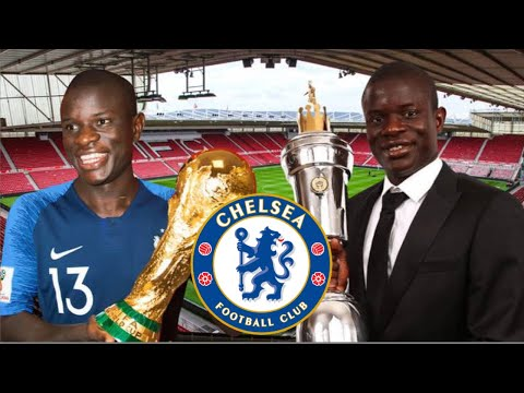 WHAT'S WRONG WITH NGOLO KANTE? SELL OR KEEP KANTE?