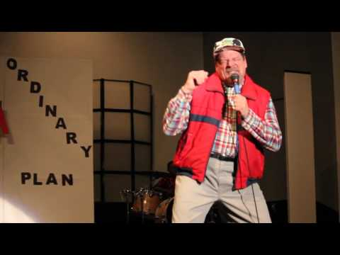 Gahanna Christian Academy Talent Show - Mr. Hartje  11-6-15