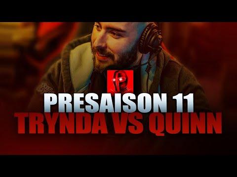 Vidéo d'Alderiate : ALDERIATE - TRYNDAMERE VS QUINN - PRÉSAISON 11 - REVIENS SASUKE