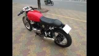 ( Test Pô ) Ver.55 Honda Rebel 250cc Cafe Racer