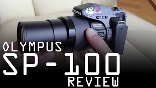 test - Olympus SP - 100 EE - Stabilization ON - OFF