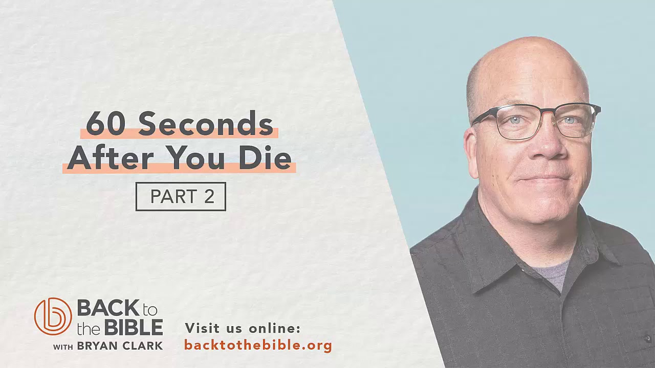 Life After Death - 60 Seconds After You Die pt. 2 - 6 of 12