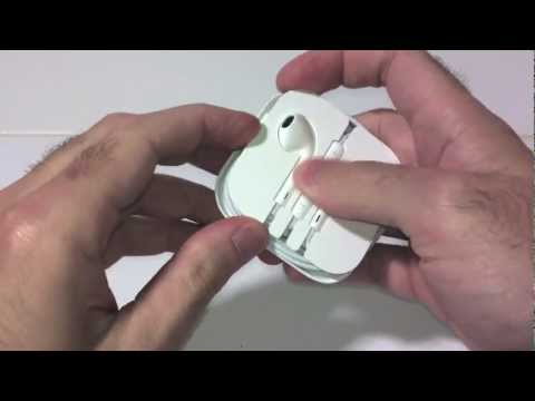 Video How-To:  Wrapping your Apple EarPods back into their Case!!