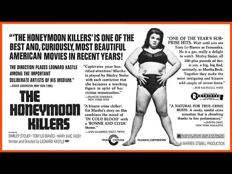 Download The Honeymoon Killers (1969) Trailer - B&W / 2:18 mins