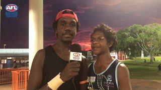 2019/20 TIO NTFL Rd 17 NT News Rising Star - Djamatjama Wunungmurra