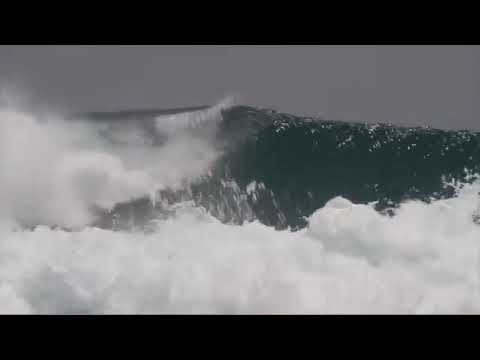 Surfing Little Andaman - Butlers Bay - Surf Clip 3