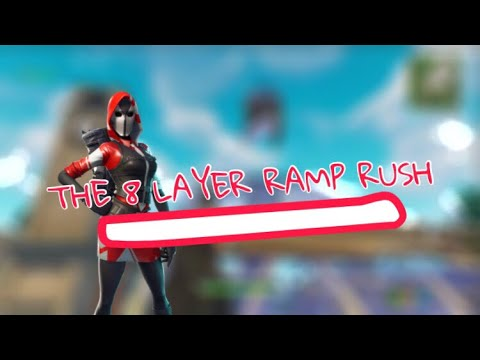 The Two Layer To Eight Layer Ramp...