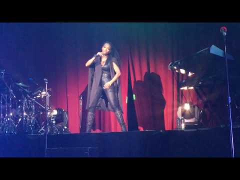 "Brandy performs ""Angel In Disguise"" live at the Fillmore Silver Spring #DCLABrandy"