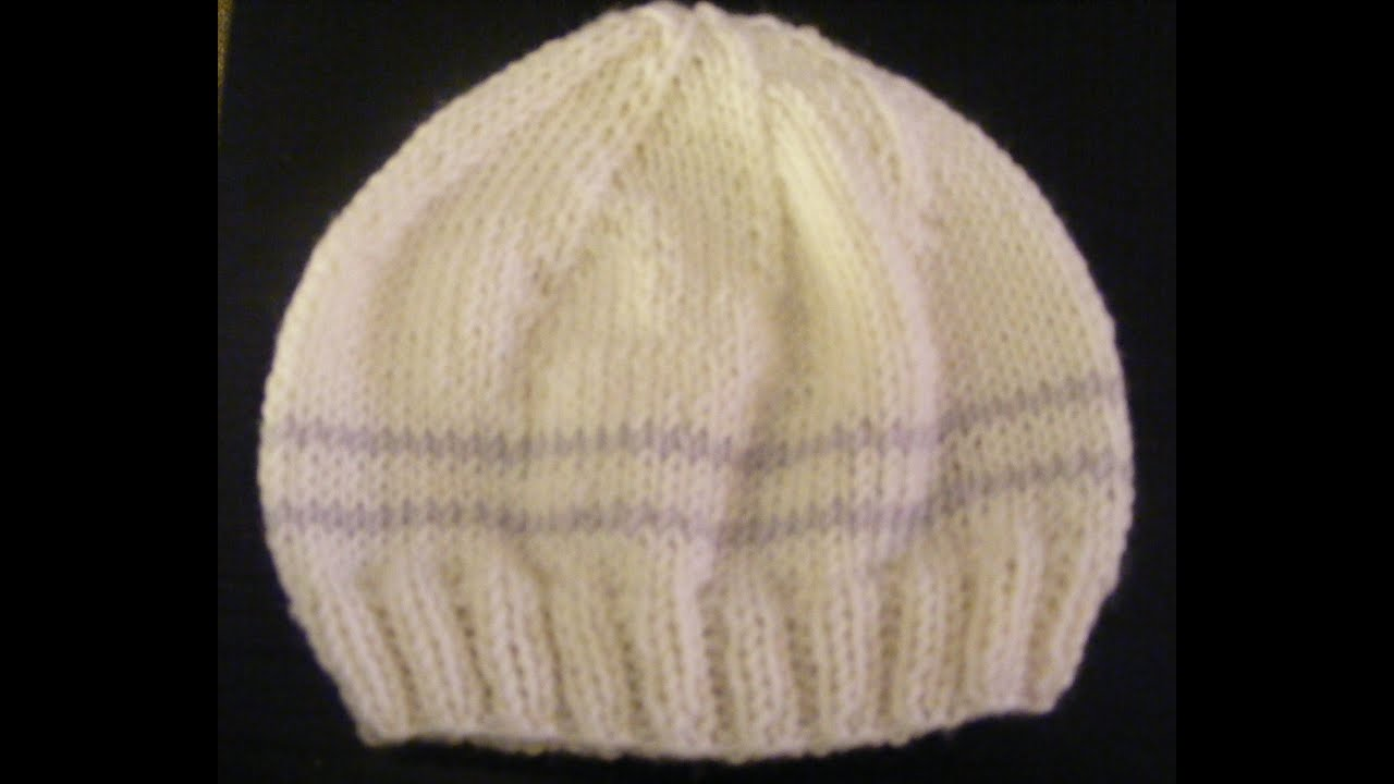 Free Knitting Patterns For Baby Hats Amazing Decorating Design