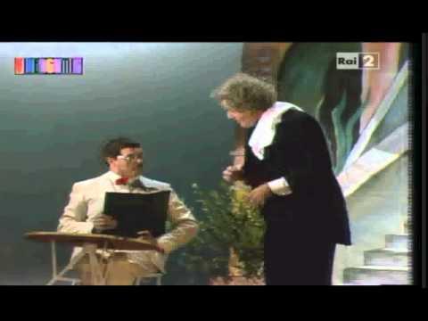 Aldo e Carlo Giuffrè ne 'L'acqua minerale' (completo)