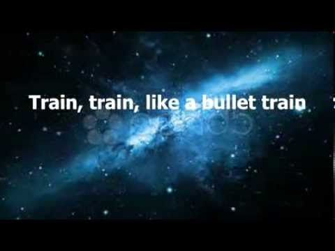 Bullet Train - Stephen Swartz (feat. Joni Fatora) 【Lyrics】
