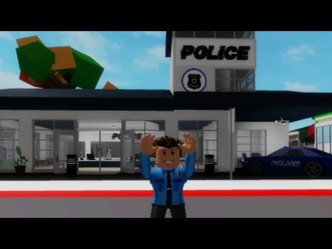 Being the worst police officer in brookhaven (Roblox Brookhaven
