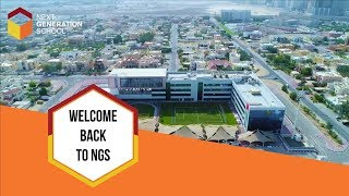 Welcome back to NGS | Next Generation School