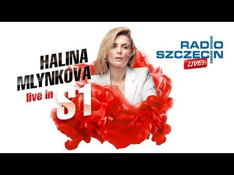 Halina Mlynkova w S-1 Radia Szczecin
