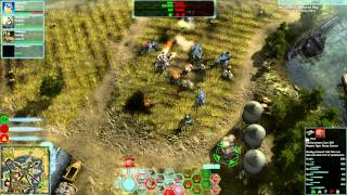 End of Nations E3 2012 Gameplay Video