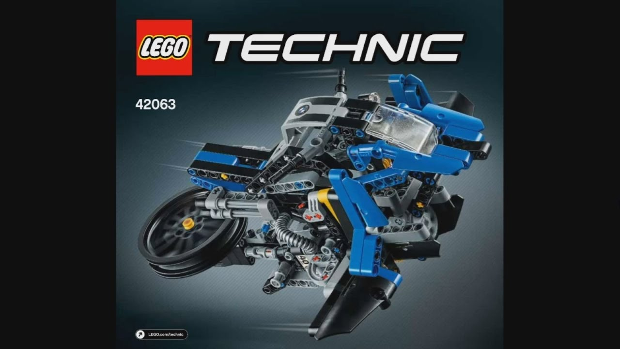 lego technic 42063 bmw r 1200 gs adventure b model. Black Bedroom Furniture Sets. Home Design Ideas