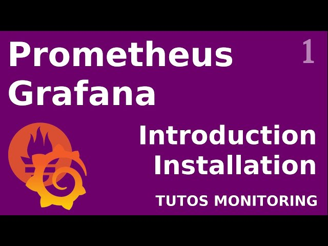 PROMETHEUS - 1. INTRODUCTION ET INSTALLATION