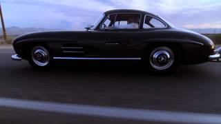 Mercedes-Benz Owner Stories -- Poetry in Motion