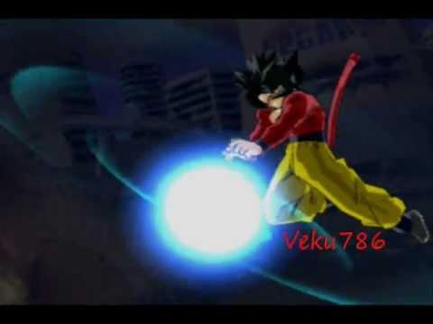 Ssj4 Goku Big Bang Kamehameha Request by TheUltraAnimeFan ...