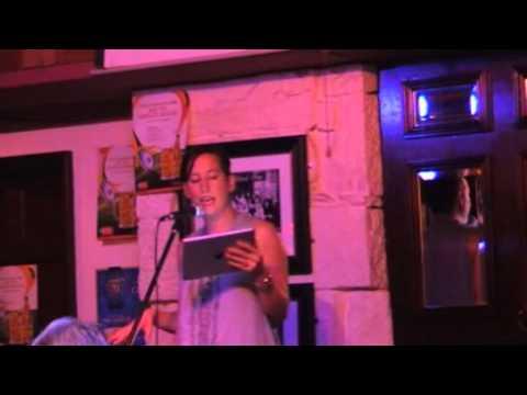 Billy Watson.TV - Blind Poetics - 11/11/13 - Jennifer Williams