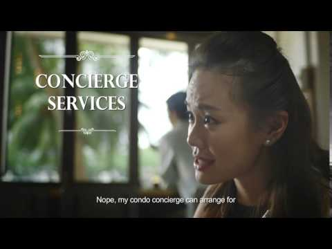 GEM Residences with 24 Hours Concierge Services