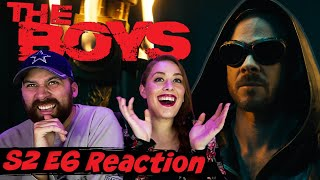 """The Boys S2 E6 """"The Bloody Doors Off"""" Reaction & Review!"""
