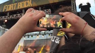 a perfect circle the hollow live fort rock 2017 fort myers fl