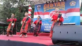 Tarian Batak Rambadia... Rt.10 Rw.07 Juara 1 Yyeeaayy