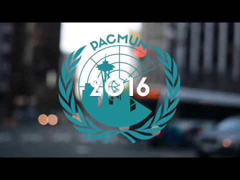 Pacific Model United Nations 2016 Closing Video