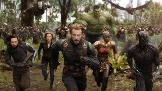 Marvel Studios《復仇者聯盟3:無限之戰》香港版電影預告1